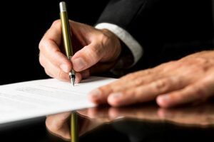 انعقاد قرارداد